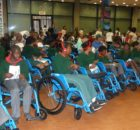 Wheelchair Wednesday 2018 Handover Function at NMB Stadium (APD Nelson Mandela Bay)_39